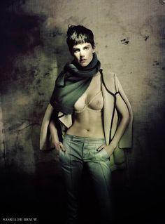 #SaskiaDeBrauw by #PaoloRoversi for #VogueItalia September 2014