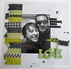 It's Real Love - Scrapbook.com