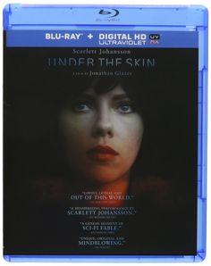 $8.95  Under The Skin [Blu-ray, 2014]