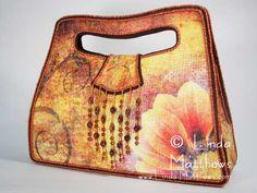 """Daisy"" Revisited | Linda Matthews: Textile Artist & Creative Explorer"