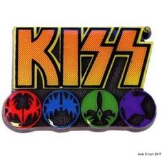Kiss Band | Kiss Army Band Logo 22X34 Poster Rock N Roll 5203: Home