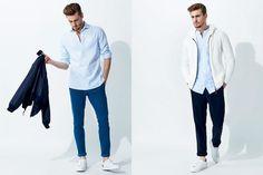 Windsor. Spring/Summer 2017 Men's Lookbook | FashionBeans.com