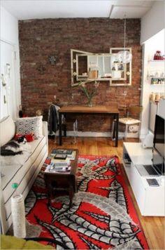 Fantastic Small Living Room Interior Idea 36