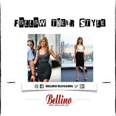 Στη νέα μας στήλη θα σας δείχνουμε πως να υιοθετείτε το στιλ των αγαπημένων σας σταρ εύκολα & οικονομικά! http://bellino.gr/blog/follow-their-style?utm_content=buffer33602&utm_medium=social&utm_source=pinterest.com&utm_campaign=buffer #Bellino #FollowTheirStyle #BellinoBlog
