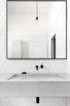 You need a lot of minimalist bathroom ideas. The minimalist bathroom design idea has many advantages. See the best collection of bathroom photos. Bathroom Toilets, Bathroom Renos, Laundry In Bathroom, Bathroom Interior, Bathroom Ideas, Bathroom Inspo, Bathroom Styling, Bathroom Updates, Bathroom Furniture
