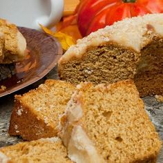 PUMPKIN!  PUMPKIN!  PUMPKIN!  Delicious and Gluten-Free/Nut-Free. Gluten Free Coffee Cake, Pumpkin Pumpkin, Nut Free, Cornbread, Ethnic Recipes, Food, Millet Bread, Essen, Meals