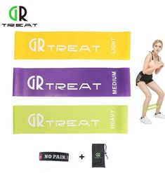 Rubber Resistance Bands Elastic Tension Band Yoga Resistance Band Exercise Bands Fitness Equipment Expander – on Aliexpress Chest Workouts, Band Workouts, Exercise Bands, Workout Exercises, Heavy And Light, No Equipment Workout, Fitness Equipment, Resistance Band Exercises, Yoga