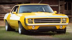 Find out the Story Behind the Goodguys 1969 Chevrolet Camaro G/RS. Read more!