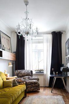 Выбираем карнизы для штор: 80+ эффектных и элегантных воплощений в интерьере…
