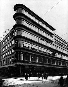 Grandi magazzini Petersdorff - Erich Mendelsohn.