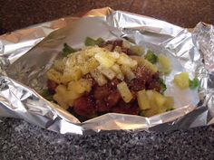 Successful Together: Teriyaki Chicken with Pineapple and Broccoli