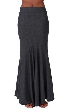 Salaam Petite Maxi Skirt in Charcoal Dress Skirt, Dress Up, High Neck Dress, Petite Maternity Clothes, Alternative Fashion, Alternative Style, Petite Outfits, Summer Skirts, Petite Fashion