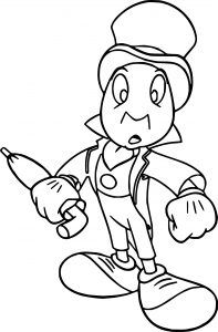 Image By Wecoloringpage Coloring Pages On Wecoloringpage Jiminy