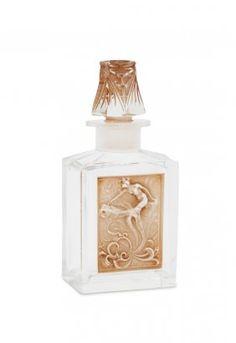 """C1910 R. Lalique """"L'Effleurt"""" Perfume Bottle"""