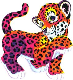 lisa frank I would only carry her school supplies when I was in grade! Isn't he cute? Lisa Frank Stickers, Morning Cartoon, Barbie Doll House, Rainbow Brite, 90s Kids, Funny Art, Little Pony, Cute Wallpapers, Tigger