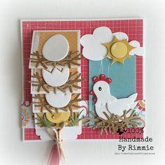 100% Handmade By Rimmie: Een prachtige dag gewenst!