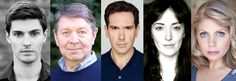 FINAL CASTING ANNOUNCED FOR TERENCE RATTIGAN'S FLARE PATH 2016