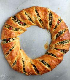 Mediterranean Crescent Ring