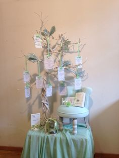 Tableau e coordinati tema albero
