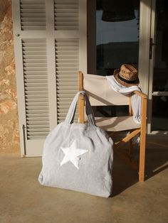Strandtaschen aus Frottee - Online-Shop - BYRH Beach Bags
