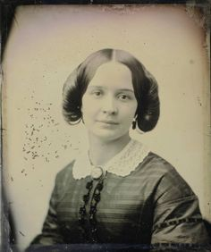 Unidentified Woman, circa 1850