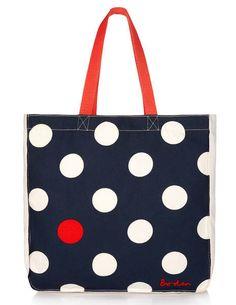 Canvas Shopper AM228 Handbags, Clutches & Wallets at Boden