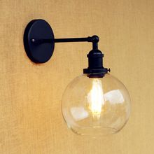 Arandelas Rustique Rétro Mur À La Maison de Cru Éclairage Edison Escalier Lumière Style Loft Industriel Applique Murale Applique Murale LED(China (Mainland))