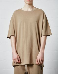 557a240d Click to Buy << 2017 pure color oversize t shirts fashion hip hop short  sleeve brand t shirts men high street clothes streetwear cotton tee  #Affiliate