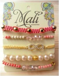 Pulsera, Mali Bracelets, Jewelry, Stud Earrings, Accessories, Jewlery, Jewerly, Schmuck, Jewels, Jewelery