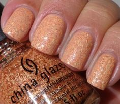 China Glaze On The Horizon Collection - Flying South over Sation Prairie Fairy