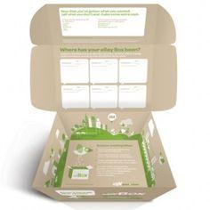 Reusable box idea