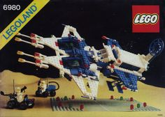 Oh my gosh. Just looking at this again gets my heart racing. Why can't they make lego like this again?