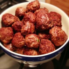 Mike's famous Meatballs and Spaghetti Sauce - the most tender and amazing meatballs you've ever had! There's a secret ingredient that will surprise you!