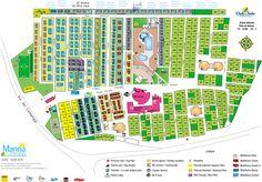 mappa Marina Camping Village
