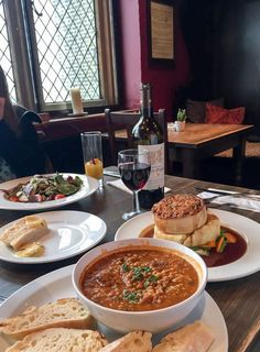 A delicious lamb pie, beef stew and more at the Mayflower Pub in Rotherhithe, London.