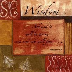 Words to Live By, Wisdom Posters van Debbie DeWitt bij AllPosters.nl