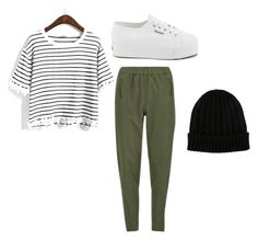 """Chill day Outfit"" by trendyari ❤ liked on Polyvore"