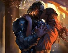 Sansa e Gregor Clegane