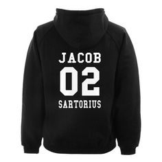 about jacob 02 sartorius hooded sweatshirt from www.payunan.comThis jacob 02 sartorius hoodie is Made To Order, we print the jacob 02 sartorius hoodie one by