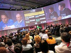 #Gamificacion en los congresos de salud. #tecnologia #RedesSociales #SocialMedia #innovacion #eSalud #eHealth #apps