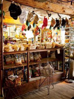 Warren Store, Warren VT (I remember amazing pickles)