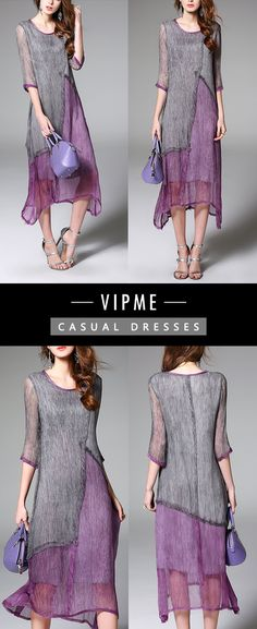 Double layer Midi might not keep you warm, it keeps you stylish instead! Visit VIPme.com and remain as fashionable as you want!