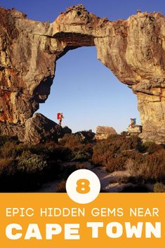 Cape Town is one of the most popular places to visit in South Africa for its obvious attractions. But a deeper look at the Western Cape will reveal a number of hidden gems on the city's… Visit South Africa, Cape Town South Africa, Places To Travel, Places To Visit, V&a Waterfront, Africa Destinations, Safari, Africa Travel, Table Mountain