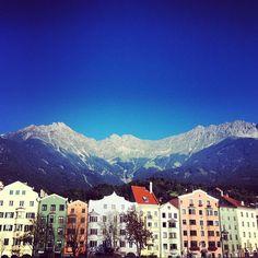 Innsbruck à Tirol