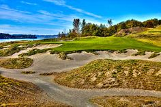 #3 at Chambers Bay Golf Course - Location of the 2015 U.S. Open Championship