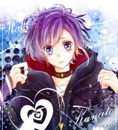Kanato Sakamaki  ☆★☆ Diabolik Lovers