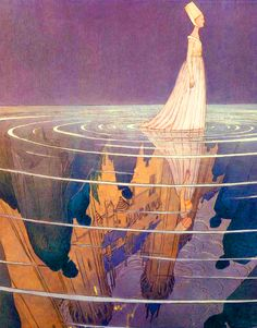 Illustration by François Schuiten