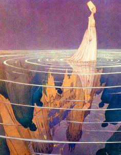 Illustration by François Schuiten