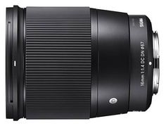 Nouvel objectif du coté Sigma avec un 16mm f/1,4 DC DN qui permet d'offrir une vision grand angle lumineuse pour les appareils à capteur APS-C et micro 4/3. Cependant, il sera uniquement disponible en monture Sony E pour les capteurs APS-C. A quand une version pour Canon, Nikon ou Fuji ? Plus de détails sur …