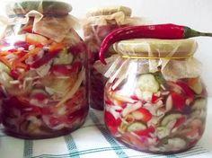 Pickles, Tacos, Cookies, Vegetables, Ethnic Recipes, Food, Legumes, Pasta Salad, Recipes